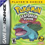 Pokémon Leaf Green (GBA)