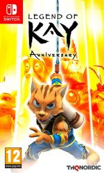 Legend of Kay [Anniversary Edition]