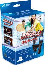 Sports Champions 2 + Move Motion + Kamera