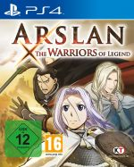 Arslan: The Warriors of Legend (USK ab 12 Jahre) PS4
