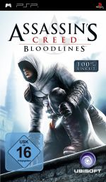 Assassins Creed 2 Blood Lines (PSP)