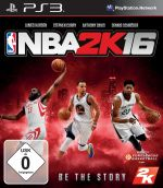 NBA 2K16 (USK ohne Altersbeschränkung) PS3