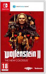 Wolfenstein 2: The New Colossus (Nintendo Switch)