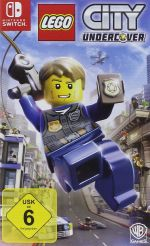 Lego City Undercover SWITCH [German Version]