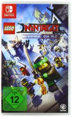 Lego Ninjago Movie Videogame SWITCH [German Version]