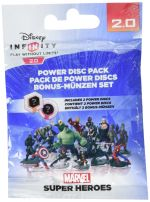 Disney Infinity 2.0 Power Discs Pack Marvel (PS4)