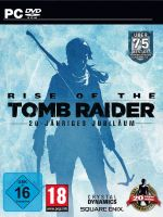 Rise Of The Tomb Raider - 20 Year Celebration (Day One Edition) [German Version]
