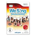 We Sing Deutsche Hits (Standalone) (Wii)