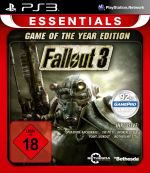 Fallout 3 Game of the Year Edition Essentials (USK ab 18 Jahre) PS3