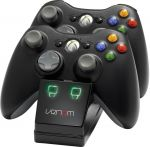 Venom Xbox 360 Twin Docking Station with 2 x Rechargeable Battery Packs (Xbox 360)