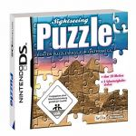 Jigsaw Puzzle – Sightseeing – [Nintendo DS]