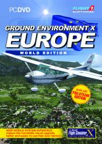 Ground Environment X Europe (PC DVD)