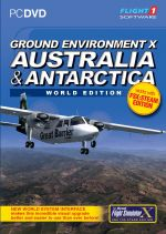 Ground Environment X Australia and Antarctica (PC DVD)