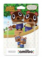 Timmy and Tommy amiibo - Animal Crossing Collection (Nintendo Wii U/3DS)