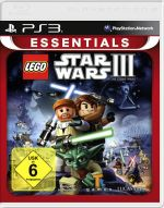 Lego Star Wars III: The Clone Wars [German Version]