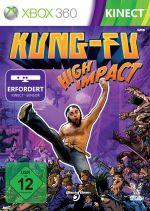 Kinect Kung Fu High Impact [German Version]