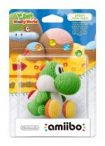 Green Yarn Yoshi amiibo (Nintendo Wii U/3DS)