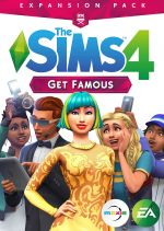 The Sims 4 Get Famous Expansion Pack (PC DVD)