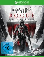 Assassin's Creed Rogue - Remastered [German Version]