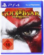 Sony Computer Entertainment PS4 God Of War III Remastered