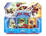Skylanders Trap Team: Triple Pack - Funny Bone, Sure Shot Shroombroom & Chopper