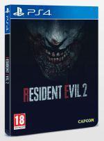 Resident Evil 2 Steelbook Edition (Exclusive to Amazon.co.uk) (PS4)