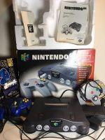 Nintendo 64 Console (Grey)