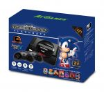 AT Games Arcade Classic Sega Mega Drive Flashback Wireless Mini HD Console EU (Electronic Games)