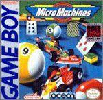 Micro machines - Game Boy - PAL