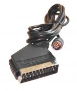 Gamers Gear SEGA SATURN RGB SCART AV VIDEO LEAD CABLE NEW
