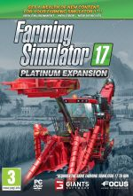 Farming Simulator 17 Platinum Expansion (PC DVD)
