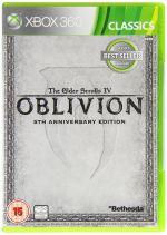 The Elder Scrolls IV: Oblivion 5th Anniversary Edition (XBOX 360)