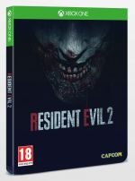 Resident Evil 2 Steelbook Edition (Exclusive to Amazon.co.uk) (Xbox One)