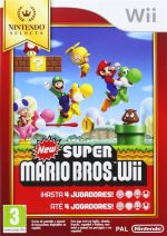WII NEW SUPER MARIO BROS SELECTS