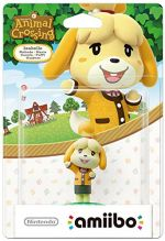 Isabelle Amiibo (Animal Crossing) for Nintendo Wii U & 3DS