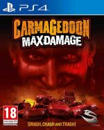 Carmageddon: Max Damage (PS4)