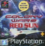Colony Wars Red Sun