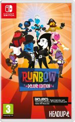 Runbow Deluxe Edition (Nintendo Switch)