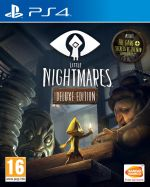 Little Nightmares Deluxe (PS4)