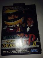 Ayrton Senna's Super Monaco GP II (Mega Drive)