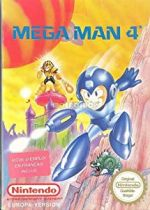 Mega Man 4   (NES - PAL)