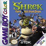 Shrek: Fairy Tale Freakdown (GBC)