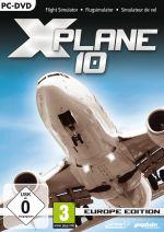 X-Plane 10: Europe Edition (PC DVD)