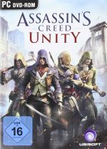 Assassin's Creed Unity, DVD-ROM