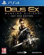Deus Ex : Mankind Divided - day one edition (multi language Euro)