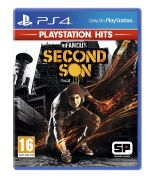 InFamous Second Son (PS4) - PlayStation Hits (PS4)