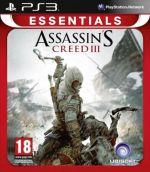 PS3 Assassins Creed 3 Essentials