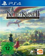 Bandai Namco Ni No Kuni 2: Schicksal a Königreichs PS4 USK: 12