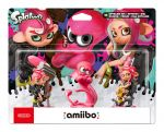 Octoling Triple Pack (Octoling Boy + Octopus + Girl) amiibo (Splatoon Collection) (Nintendo Switch)
