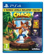 Crash Bandicoot N.Sane Trilogy (PS4)